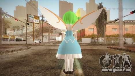 Daichan pour GTA San Andreas troisième écran