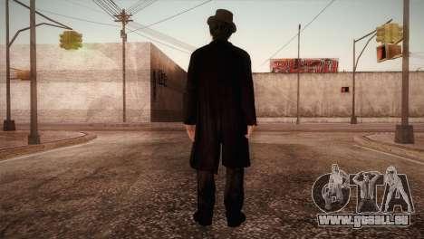 Dr. John Watson v1 für GTA San Andreas dritten Screenshot
