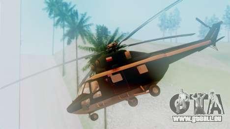 PZL W-3A Sokol für GTA San Andreas