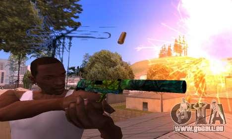 USP Doggers pour GTA San Andreas
