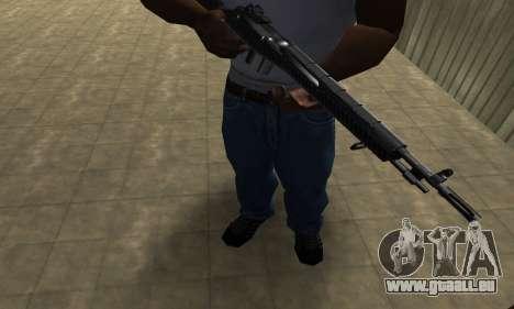 Modern Black Rifle pour GTA San Andreas