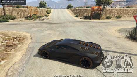 Jump Distance - Earn Money pour GTA 5
