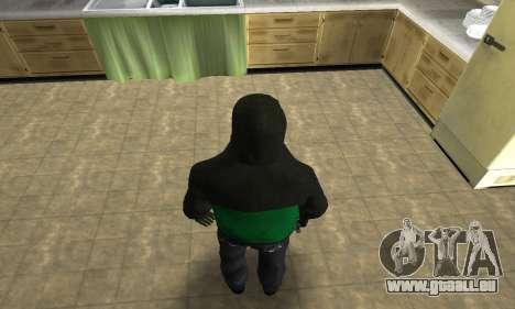 Fam White für GTA San Andreas her Screenshot