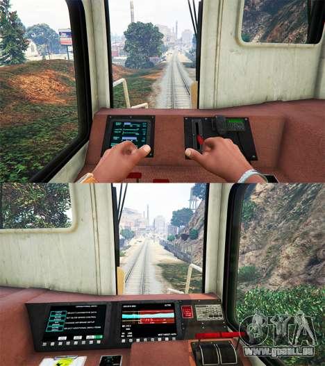GTA 5 Ingénieur de chemin de fer de la v3.1 troisième capture d'écran
