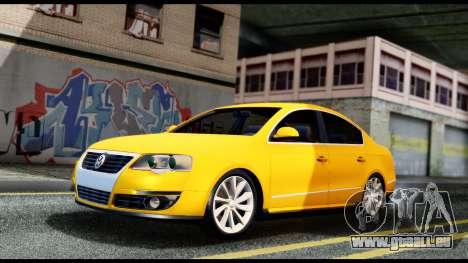 Volkswagen Passat B6 für GTA San Andreas