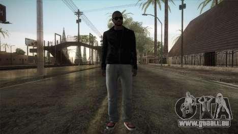 Forelli GTA 5 pour GTA San Andreas deuxième écran