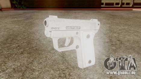 GTA 5 SNS Pistol pour GTA San Andreas