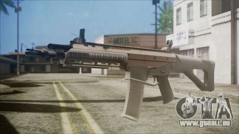 ACR from Battlefield Hardline pour GTA San Andreas