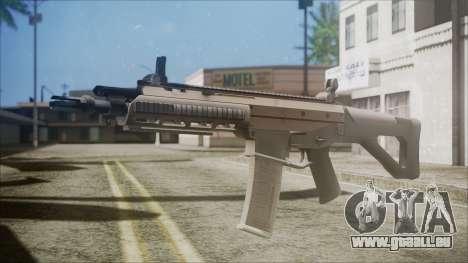 ACR from Battlefield Hardline für GTA San Andreas