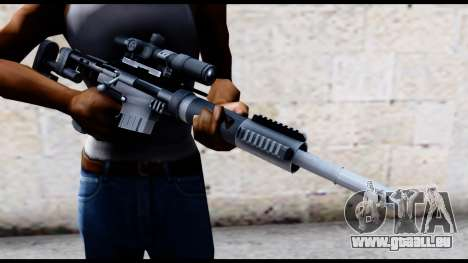 McMillan CS5 v1 für GTA San Andreas dritten Screenshot
