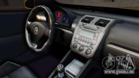 Volkswagen Golf R32 AirQuick für GTA San Andreas rechten Ansicht