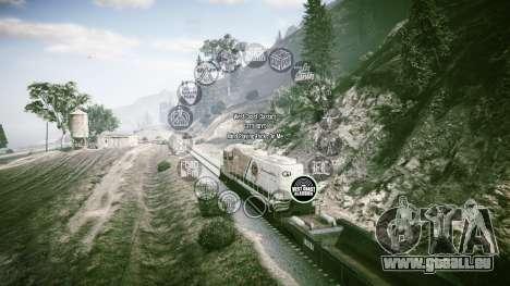 GTA 5 Ingénieur de chemin de fer de la v3.1 cinquième capture d'écran
