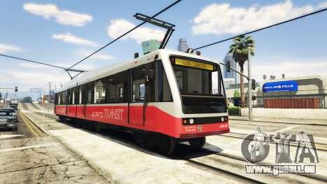 GTA 5 Ingénieur de chemin de fer de la v3.1 sixième capture d'écran