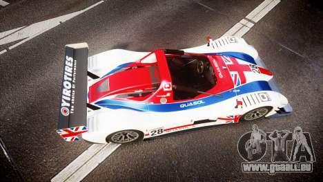 Radical SR8 RX 2011 [28] für GTA 4 rechte Ansicht
