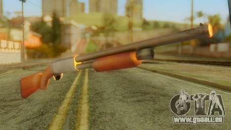 Ithaca 37 für GTA San Andreas
