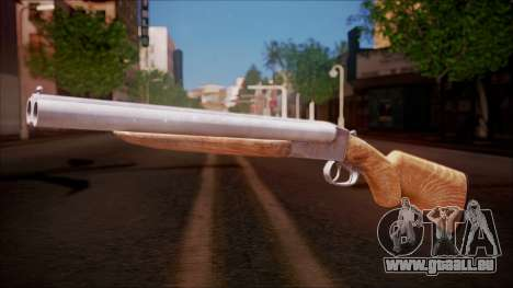DobleGun from Battlefield Hardline für GTA San Andreas