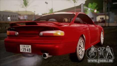 Mazda MX-6 (GE5S) pour GTA San Andreas vue de droite
