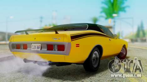 Dodge Charger Super Bee 426 Hemi (WS23) 1971 für GTA San Andreas linke Ansicht