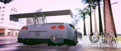 Brandals ENB v2 pour GTA San Andreas troisième écran