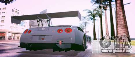 Brandals ENB v2 für GTA San Andreas dritten Screenshot