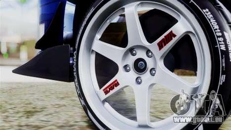 Toyota Chaser für GTA San Andreas zurück linke Ansicht