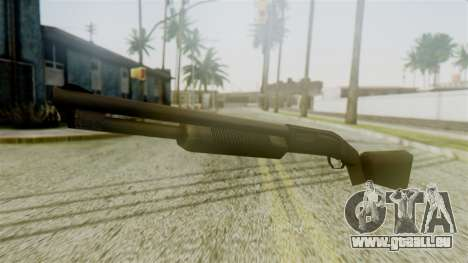 New Chromegun für GTA San Andreas