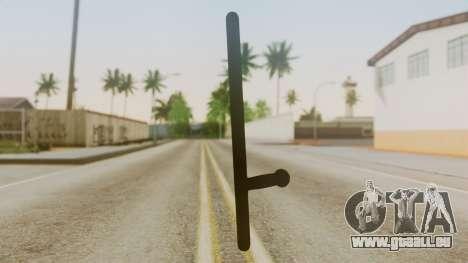 Police Baton from Silent Hill Downpour v1 für GTA San Andreas zweiten Screenshot