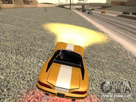 Xenon pour GTA San Andreas troisième écran