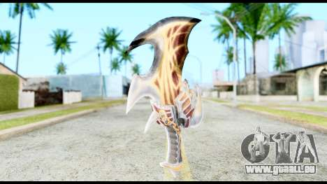 God Of War Blade of Exile pour GTA San Andreas