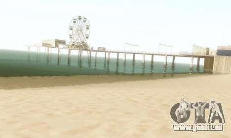 ENB & Colormod v 1.0 pour GTA San Andreas deuxième écran