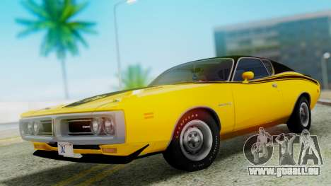Dodge Charger Super Bee 426 Hemi (WS23) 1971 pour GTA San Andreas