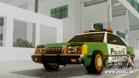 SAPD Cruiser pour GTA San Andreas