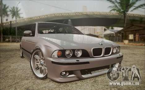 BMW M5 E39 E-Design für GTA San Andreas
