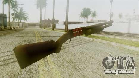 New Chromegun für GTA San Andreas zweiten Screenshot