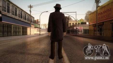 Sherlock Holmes v1 pour GTA San Andreas troisième écran