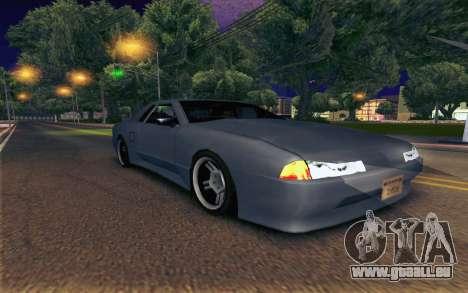 Elegy Explosion v1 pour GTA San Andreas