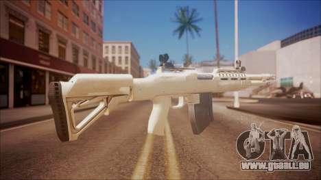 HCAR from Battlefield Hardline für GTA San Andreas zweiten Screenshot