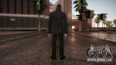 Savon vétéran pour GTA San Andreas troisième écran