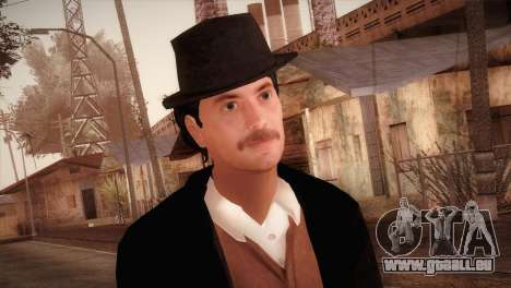 Dr. John Watson v1 für GTA San Andreas