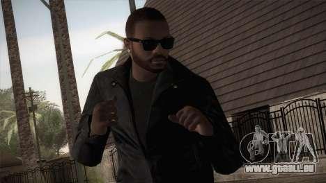 Forelli GTA 5 pour GTA San Andreas