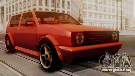 Club New Edition für GTA San Andreas
