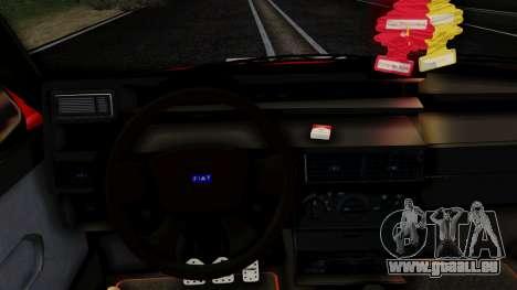 Fiat Tempra für GTA San Andreas rechten Ansicht
