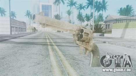 Red Dead Redemption Revolver Sergio pour GTA San Andreas