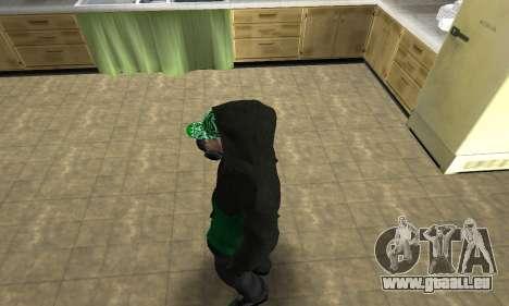 Fam White für GTA San Andreas dritten Screenshot