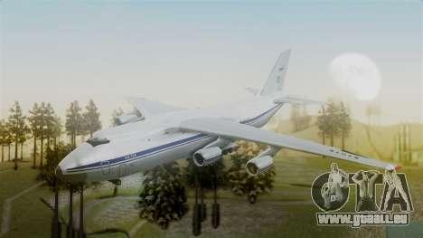 Antonov 124 für GTA San Andreas