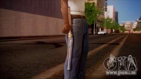 DobleGun from Battlefield Hardline pour GTA San Andreas troisième écran