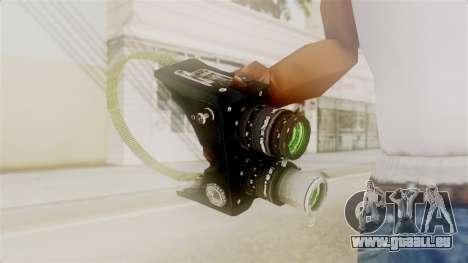 Ghostbuster SMTH für GTA San Andreas dritten Screenshot