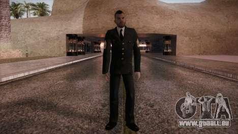 Savon vétéran pour GTA San Andreas deuxième écran