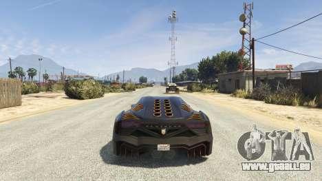 GTA 5 Jump Distance - Earn Money deuxième capture d'écran