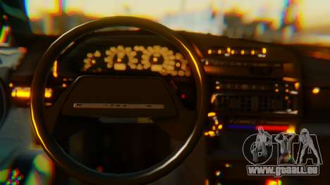 2109 Stoke pour GTA San Andreas vue de droite